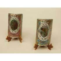 Tejitas Decorativas Con Lamina De Repujado *ideal Para Bolo