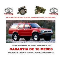 Bomba Licuadora Direccion Hidraulica P/ Caja Toyota 4runner