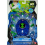 Ben 10 Alien Creation Transporter Con Ben & Clear Swampf