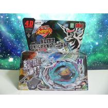 Custom Beyblade Blitz Unicorno 4d System Hong Li