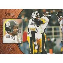 1996 Select Ernie Mills # 140 Acereros De Pittsburgh Nfl Hw6
