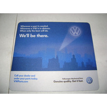 Vw Refaccionaria Accesorios Mouse Pad Emergency Call