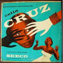 Afroantillana.celia Cruz (selecciones Favoritas )lp 10´, Dpa