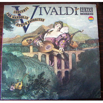 Clasica, Antonio Vivaldi, Concerti For Mandolin, Lp 12´,