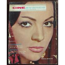 Revista Cine Avance,sarita Montiel,tony Perkins,doris Day