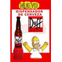 Duff Dispensador De Cerveza 3 Lts Beer Gaussini Glow Bar Dvn