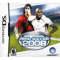 Ds Real Soccer 2008 Nuevo Envio Gratis Bfn