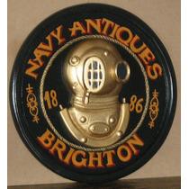 Navy Antiques- Decoracion Nautica,rotulos,pub-signs,3d