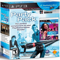 Singstar Dance Party Pack Ps3 Compat Move Nuevo Maa