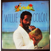 Afroantillana.willie Colon.lp12´ , ( Criollo ) Dpa