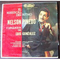 Afroantillana,nelson Pinedo Y Orq. De Luis Gonzalez Lp 12´