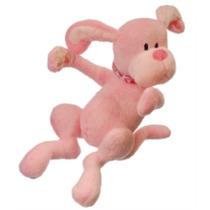 Perro De Juguete - Hem Y Boo Rosa Claro Ultra Soft Comfort C