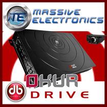Amplificador Db Drive Okur A3 1400.3 Subwoofer 3 Canales Dpa