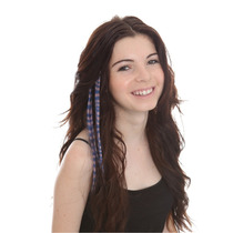 Hot Topic Extensiones De Cabello Color Fiend Blue Pink Zebra