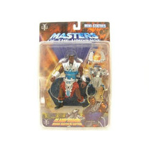 Masters Of The Universe Neca Clamp Champ Series 2