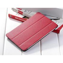 Ipad Mini 1/2 Y3 Funda En Piel Incluye Mica+stylus Colores