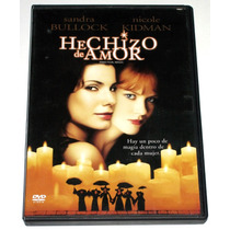 Dvd: Hechizo De Amor / Practical Magic (1998) Mmy