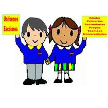 Uniformes Escolares Y Empresa, Playeras, Sueter, En Moroleón