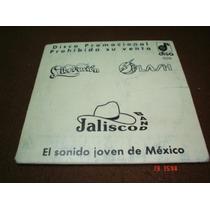 Liberacion, Flash, Jalisco Band-cd Single-cascos Ligeros Bfn