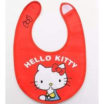 Babero Hello Kitty Bebés