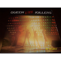 Queen Live Killers Vinyl Two Lp Set 1979 Raincloud Spain