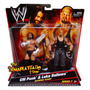 Cm Punk Luke Gallows Wwe Supreme Teams Serie 7 Mattel