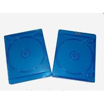 50 Estuches Blu Ray Sencillos Cajas Para Discos Cds Dvds Op4