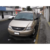 Se Vende Town And Country 2001 Excelente Estado