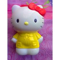 Hello Kitty Figura Porta Colores De Mc Donalds