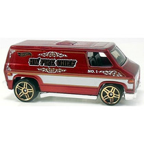 Super Van Hot Wheels Mattel Colección 2015 Escala 1:64