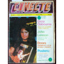 Revista En Caliente Conecte,john Lennon,the Doors,ozzy,kiss