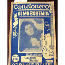 Revista Cancionero Alma Bohemia, Irma Serrano En Portada