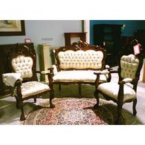 Salas,luis Xv, Recib Victoria 2.1.1,fabricamos,muebles,mesas