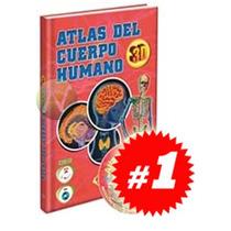 Atlas Del Cuerpo Humano 3d ¿ 1 Vol + 1 Dvd