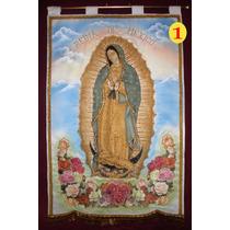 Virgen De Guadalupe Estandartes Nuevos Modelos 2013