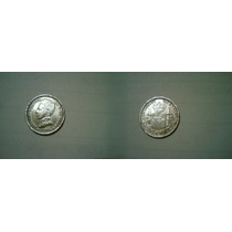 España 50 Centavos De Plata De 1901 Op4