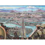 Lienzo En Tela Detalle Mural Tlatelolco Diego Rivera 50 X 67