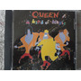 Queen / Cd Del Album A Kind Of Magic