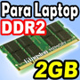 Memoria Sodimm Ddr2 2gb Bus 667 Y Bus 800 Para Laptops