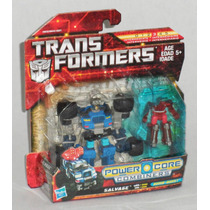 Transformers Power Core Combiners Salvage Mn4