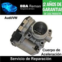Vw Jetta Cuerpo De Aceleración: Reparación