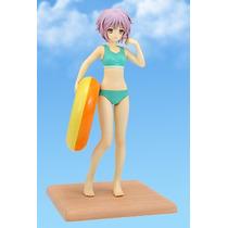 Figura Pvc Nagato Yuki Bikini Suzumiya Haruhi No Yuuutsu Hm4