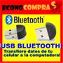 Mini Bluetooth Usb 2.0 100mts 100% Nuevo En Blister Garantia