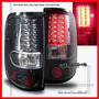 Calaveras Negras Led Ford Lob F150 King 04 05 06 07 08 Jdm