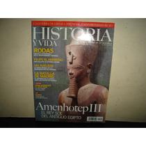 Revista Historia Y Vida - 2002