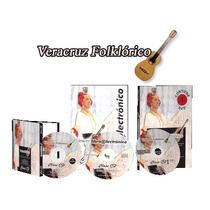 Veracruz Folklorico 1 Vol + 1 Cd + Dvd Clase 10 Envio Gratis