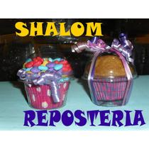 *50 Envases Cupcake Panquecito Kekito Mantecada Fondant*