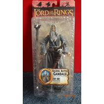 Lord Of The Rings Two Towers Gandalf Balrog Battle Toybiz