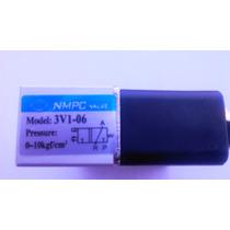 Electrovalvula Selenoide Valvula Compresor Libre De Aceite