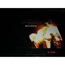 Daddy Yankee - Cd Single - Rompe
